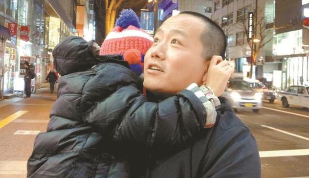 IN视频|孩子,你有一个英雄爸爸叫刘他们是疯狂海峰