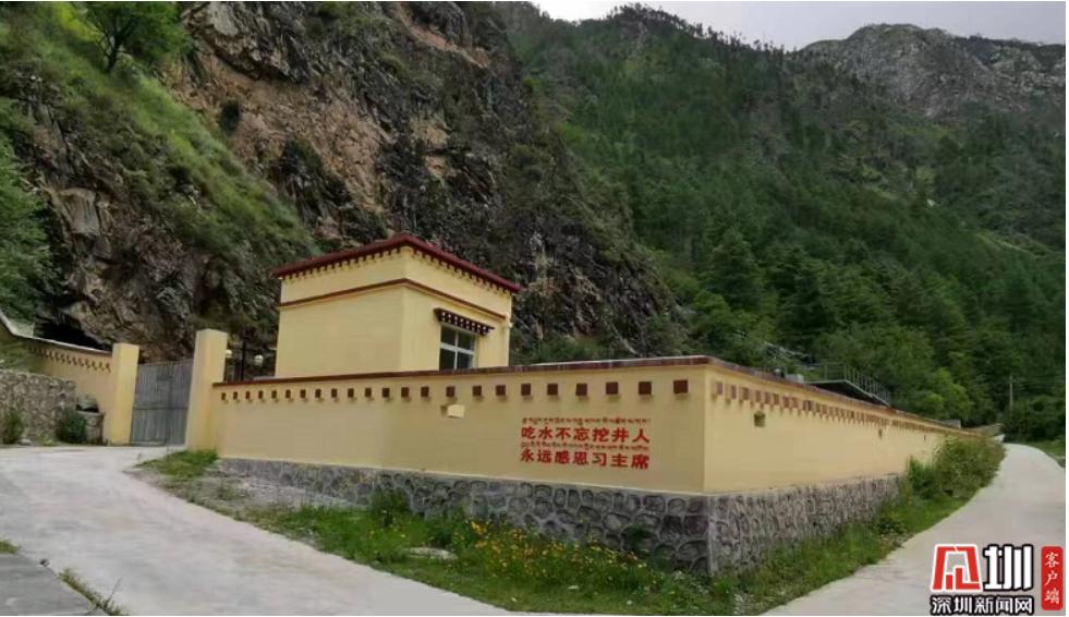 IN视频|雪域高原深圳水务人:援藏任务告一段落 援藏的心不能丢