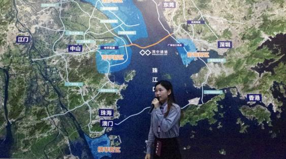 IN视频|剧透:深中通道建设全线展开 2024年建成通车