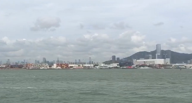 IN視頻|中國航海日 深網記者乘風破浪帶你海上看灣區