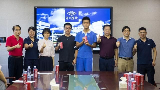 IN视频|这个班有点牛!深圳实验高三(1)班出了3个高考屏蔽生