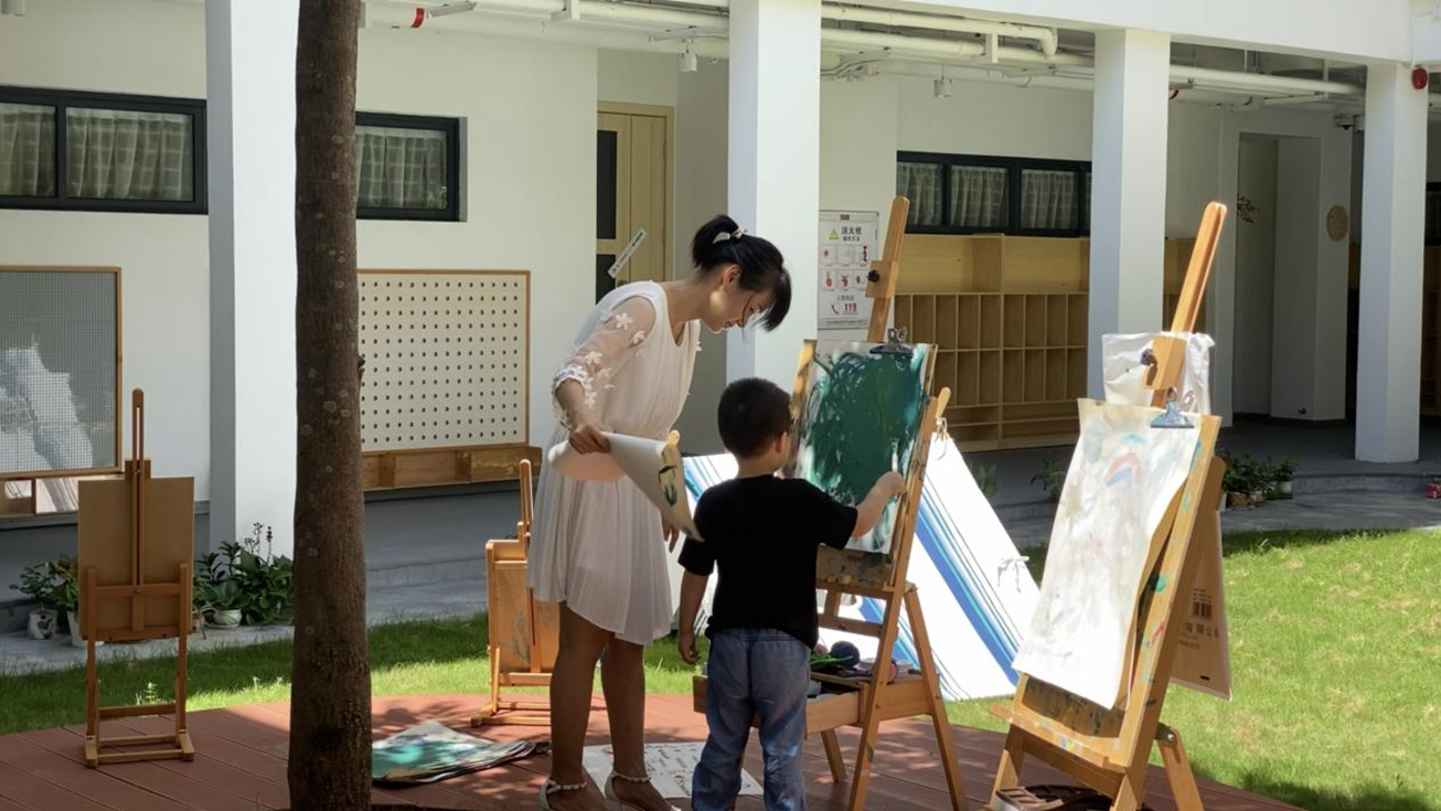 IN视频|新建幼儿园、提速公办园建设、扶持普惠性民办园 ……深圳多措并举保障学前教育发展