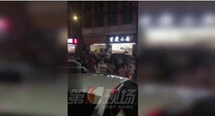 奇迹!男子8楼坠落砸凹小车,自行爬起上救护车…警方通报原因