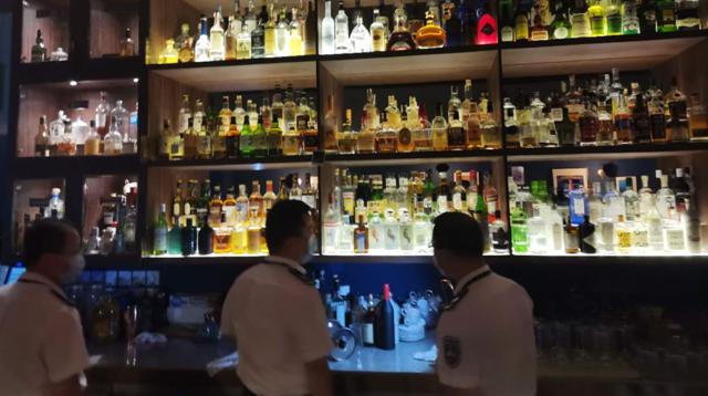 九号查酒:夜查威士忌酒吧 营业额已恢复到80%