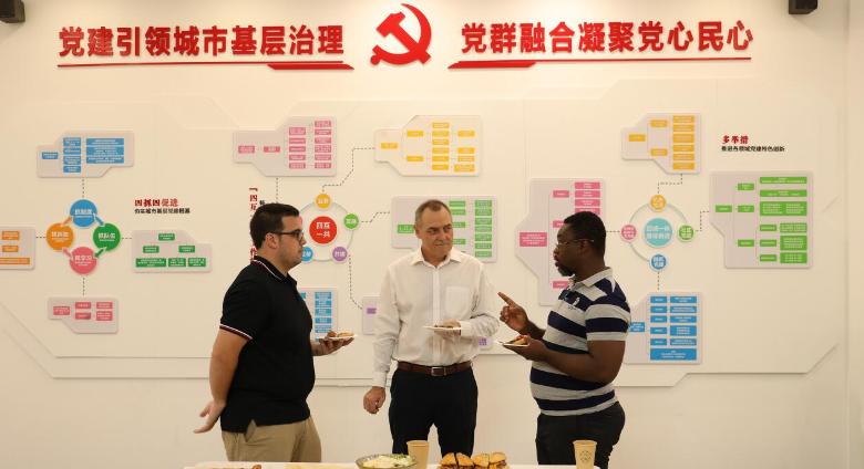 IN视频 | 深圳成为国际人才的梦想之城  这场圆桌茶叙会道出了城市魅力之源