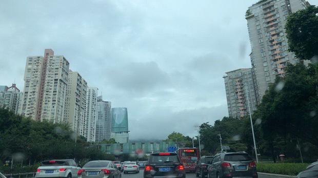 IN视频|8月4-5日深圳仍有暴雨局部大暴雨