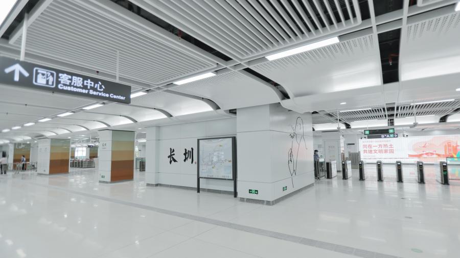倒计时!深圳地铁6、10号线将于本月内开门迎客