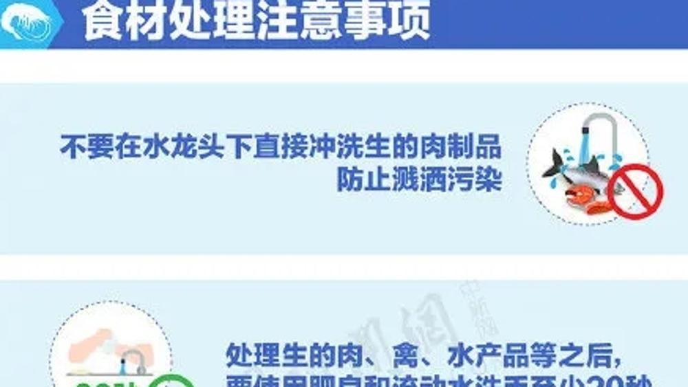 世卫回应深圳进口冻鸡翅表面检出新冠:无证据显示食用食物会感染