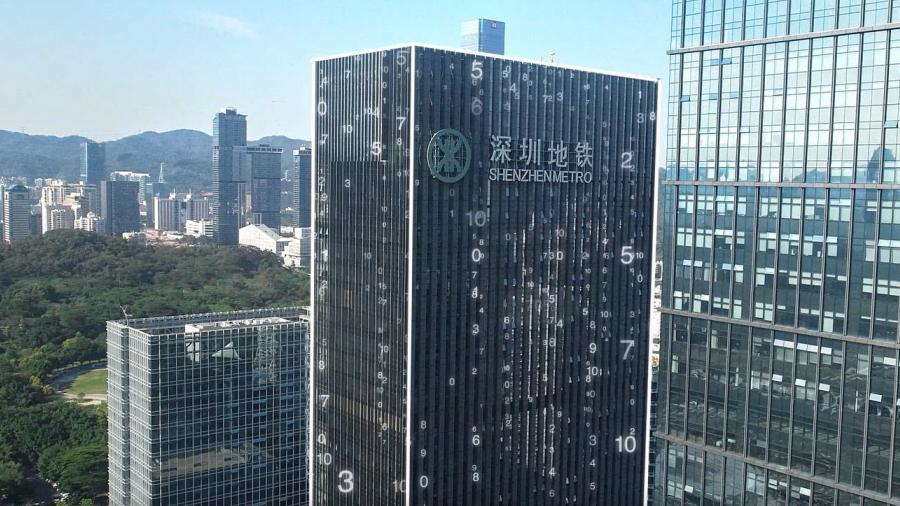 深圳地铁建设:书写特区轨道交通发展史