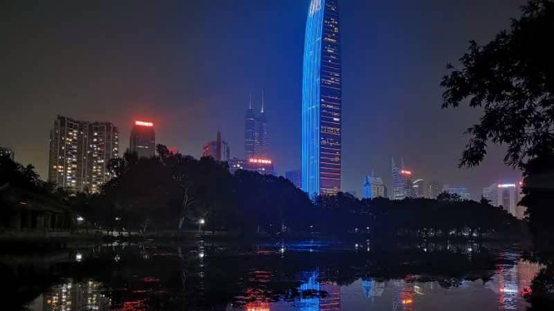 延时深圳:都市版少年派奇幻漂流