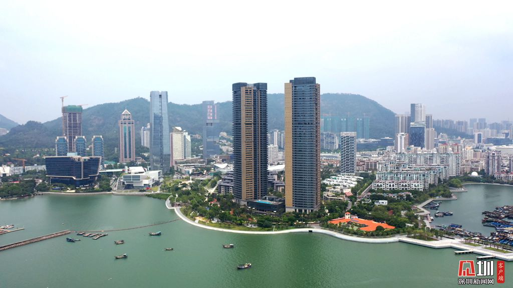 延时深圳:蛇口这片海,天高海阔