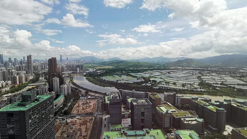 今日深圳9月21日:这里是耕耘者的乐土