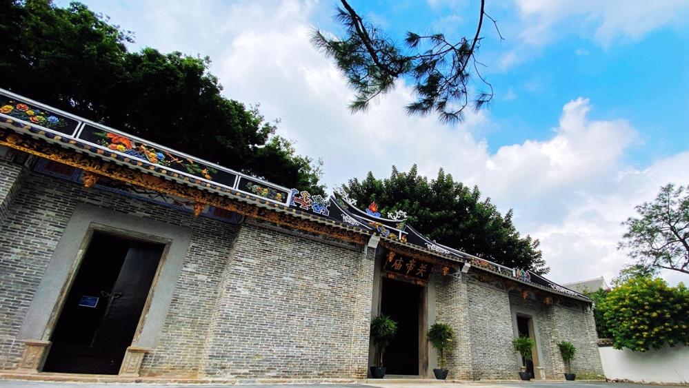 今日深圳9月24日:南头古城,许你千年之约