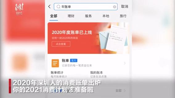 2020账单一看吓一跳!深圳人把大部分的钱都砸在这件事上了?