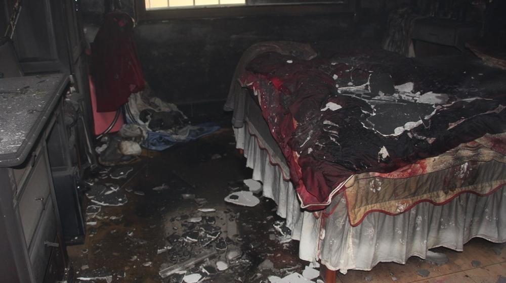 龙华城中村起火3人被困 充电式暖水袋或是起火原因
