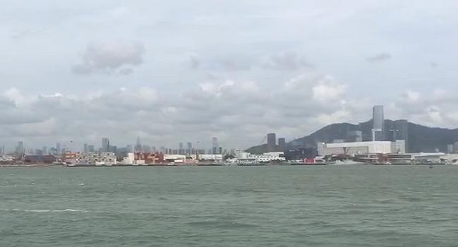 IN视频|中国航海日 深网记者乘风破浪带你海上看湾区
