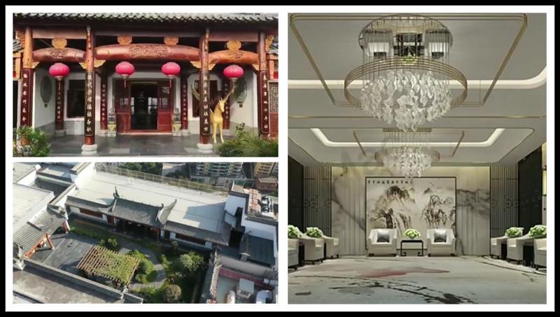 """深圳23层高楼上的""""空中皇宫"""":上万平米违建、豪华会所……"""