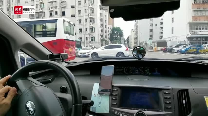 """深圳超5000辆爱心送考车温暖""""高考路""""!"""